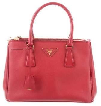 d3e2d0ee2ef6 Prada Red Top Zip Handbags - ShopStyle