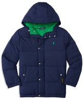 Ralph Lauren Boys' Matte Finish Down Puffer Jacket - Sizes S-XL