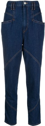 Isabel Marant High-Waisted Jeans