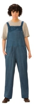 BuySeasons Women's Stranger Things 2 Eleven's Overalls Adult Costume