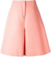 No.21 wide leg shorts - women - Cotton - 38