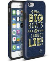 "Original Penguin Iphone 6s ""I Like Big Boats"" Case"