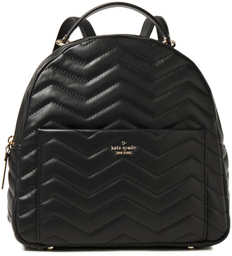 Kate Spade Reese Park Ethel Quilted Leather Backpack