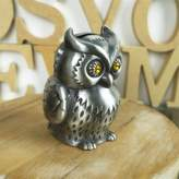 edealing(TM) Adorable Owl Shape Money Coin Saving Bank Craft Toy Perfect Decoration Creative Gift