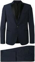 Tonello smoking suit - men - Virgin Wool - 46