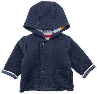M·A·C MAC AND MOON Mac And Moon Dog Boys Hooded Midweight Quilted Jacket-Baby