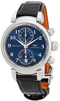 IWC Da Vinci Dial Automatic Men's Chronograph Watch IW393402