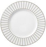Lenox Onyx Platinum Bone China Accent Plate