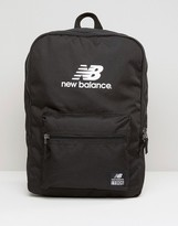 New Balance Booker Backpack In Black
