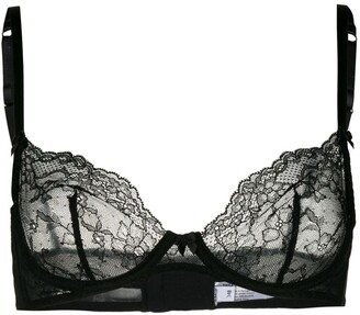 Gilda and Pearl L'Amour lace bra