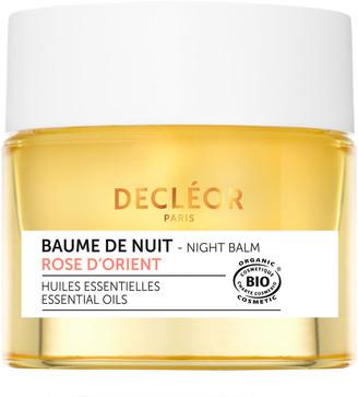 Decleor Organic Rose Damascena Soothing Night Balm 15Ml