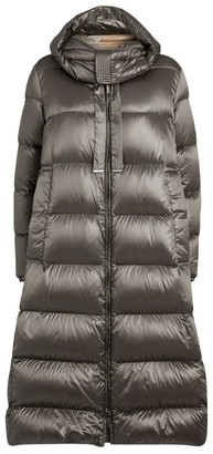 Max Mara Quilted Space Coat