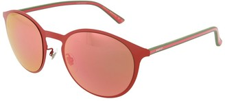Gucci Unisex Gg0504s 52Mm Sunglasses