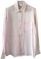 Roseanna Pink Cotton Top for Women
