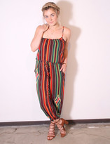 Tysa Claudette Jumpsuit in Serape
