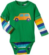 Marimekko Jolli Bodysuit (Baby) - Green-9 Months