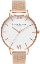 Olivia Burton **Big Dial Watch
