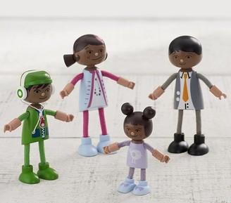 Pottery Barn Kids Dollhouse Miller Family
