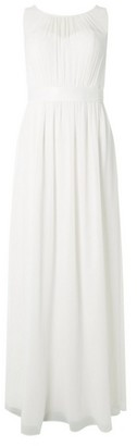 Dorothy Perkins Womens **Showcase White 'Natalia' Bridal Maxi Dress, White