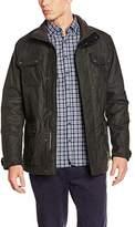 Crew Clothing Men's Helmsley Wax Jacket