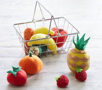 Pottery Barn Kids Mini Grocery Basket- Fruit