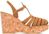 K. Jacques Tiphany sandals - women - Leather/Suede/rubber - 40