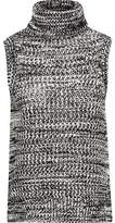 Derek Lam 10 Crosby Marled Cotton Turtleneck Sweater