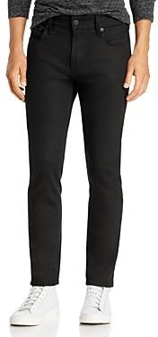 True Religion Rocco No Flap Slim Fit Jeans in 2S Body Rinse Black