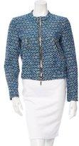 Diane von Furstenberg Tweed Buckley Jacket w/ Tags
