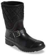 Sperry Walker Nylon Quilt Rain Boot