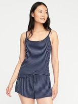 Old Navy Jersey-Knit Curved-Hem Sleep Cami for Women
