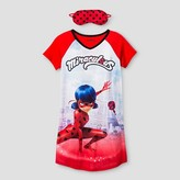 Miraculous Girls' Miraculous® Nightgown - Red