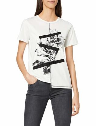 Desigual Women's T-Shirt Short Sleeve