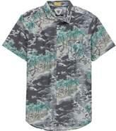 VISSLA Islander Woven Short-Sleeve Shirt - Men's