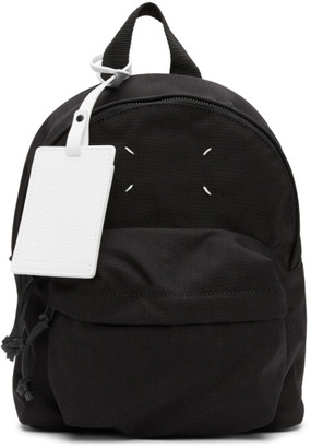 Maison Margiela Black Mini Classic Backpack