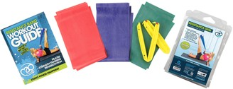 Equipment Fitness-Mad 150cm Resistance Bands, Set of 3