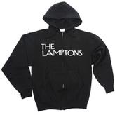 Blue & Cream Blue&Cream Private Label 'The Lamptons' Hoody in Black