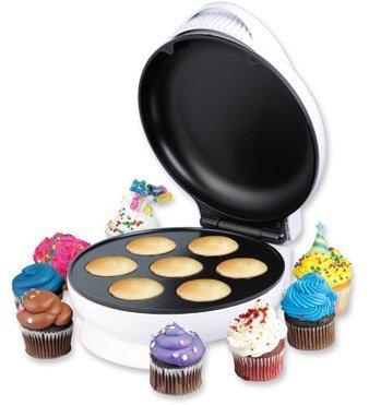 Smart Planet Nonstick Mini Cupcake Maker