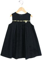 Tartine et Chocolat Girls' Printed Sleeveless Dress
