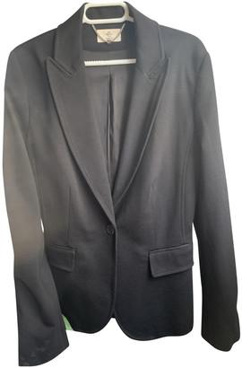 Cerruti Black Polyester Jackets