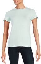 Lord & Taylor Crewneck Cotton Tee