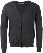 Christopher Kane K detail unisex cardigan - women - Cashmere/Wool - XS