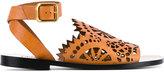 Chloé 'Kelby' flat sandals