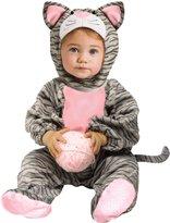 Fun World Costumes Little Stripe Kitten Infant Costume