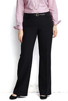 Classic Women's Plus Size Pre-hemmed Fit 2 Tummy Control Wear to Work Trousers-Washed Teal