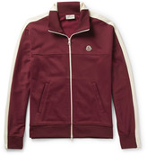 Moncler - Jersey Zip-up Sweatshirt