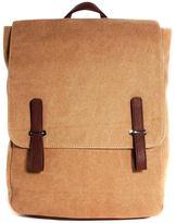 Asos Smart Backpack - Beige