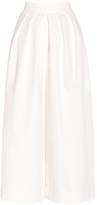 DELPOZO Wide Cotton Culottes