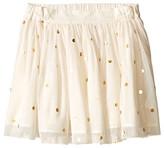 Stella McCartney Honey Polka Dot Tulle Skirt (Toddler/Little Kids/Big Kids)