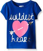 Crazy 8 Girls' Wildest Graphic Tee